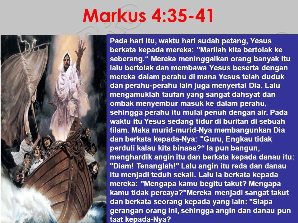 Markus 4:35-41