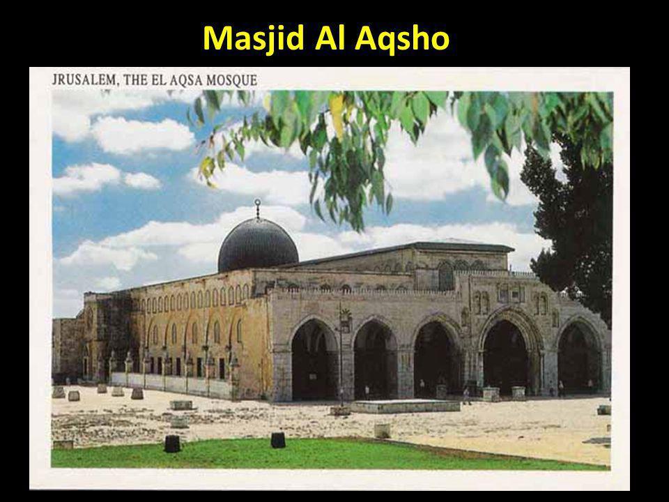 Masjid Al Aqsho