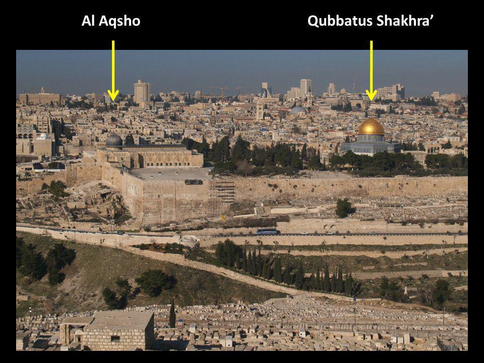 Al Aqsho Qubbatus Shakhra'