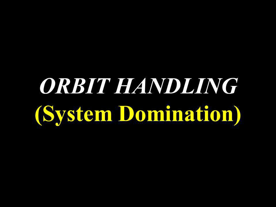 ORBIT HANDLING (System Domination)