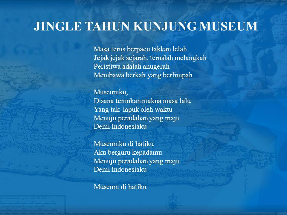 JINGLE TAHUN KUNJUNG MUSEUM