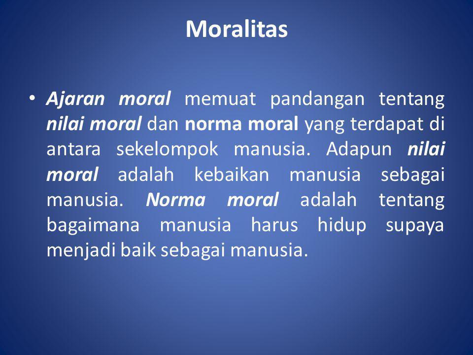 Moralitas