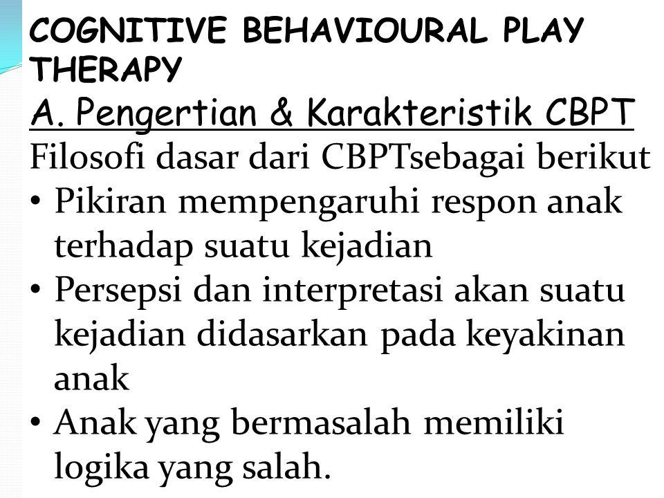 A. Pengertian & Karakteristik CBPT