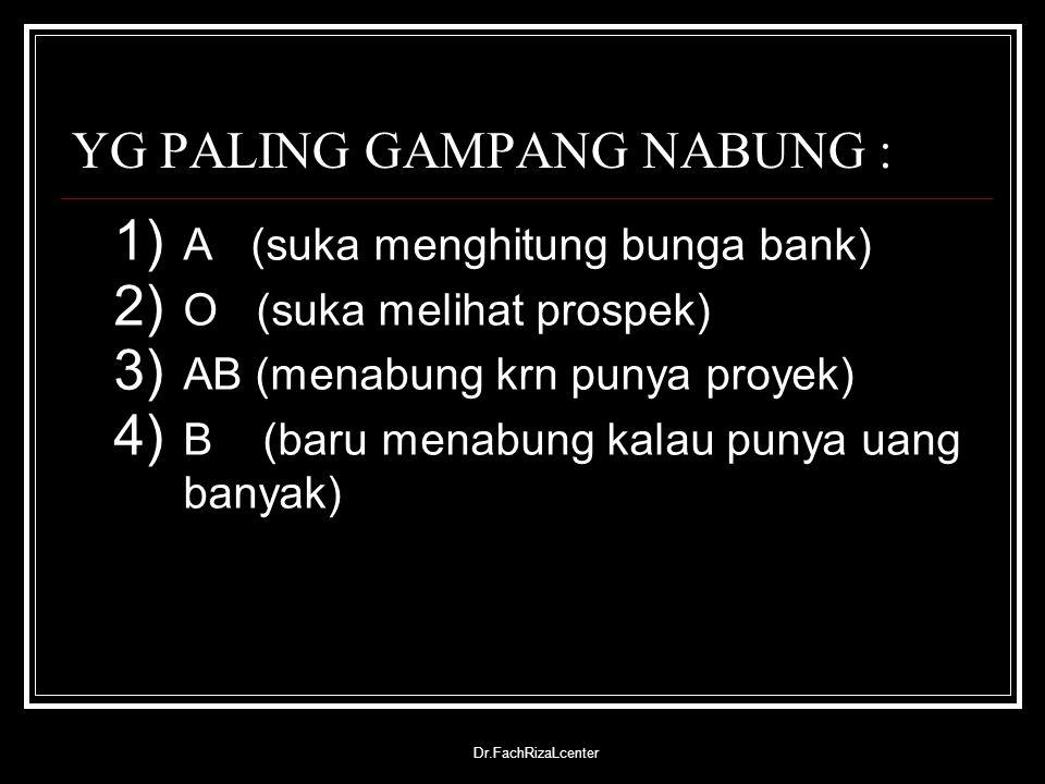 YG PALING GAMPANG NABUNG :