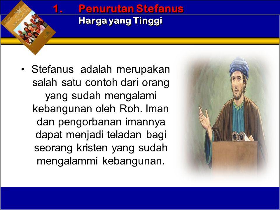 1. Penurutan Stefanus Harga yang Tinggi