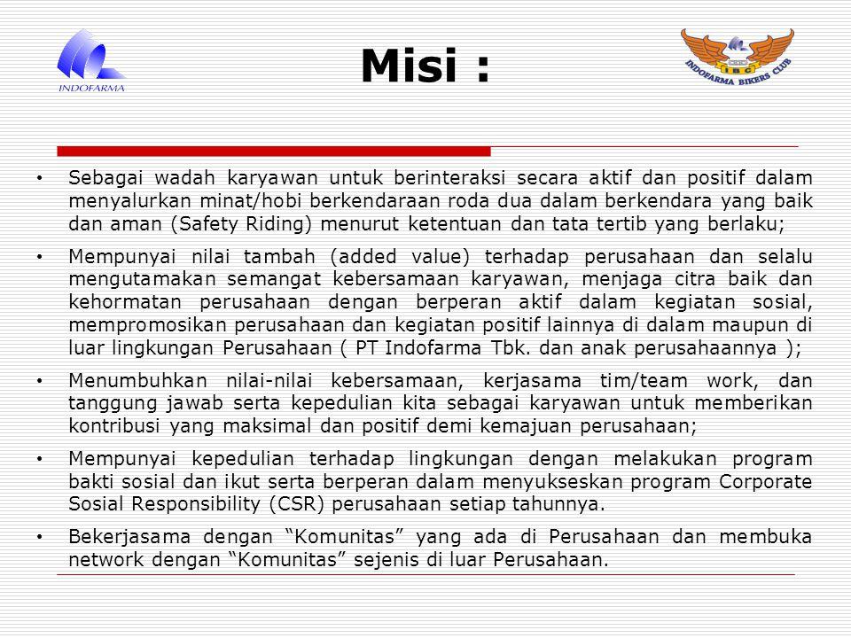 Misi :