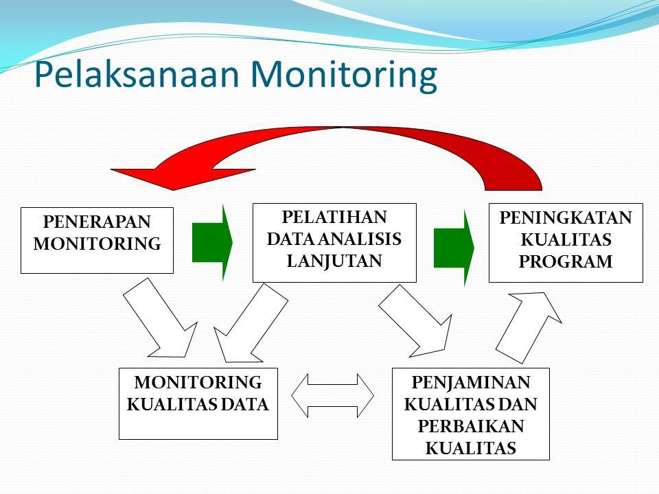 Pelaksanaan Monitoring