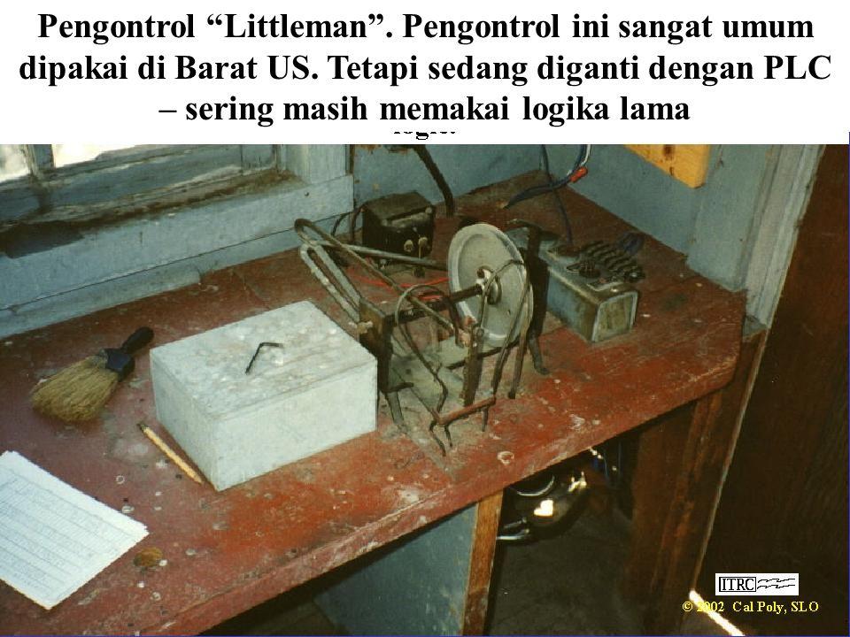 Pengontrol Littleman . Pengontrol ini sangat umum dipakai di Barat US
