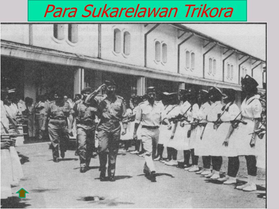 Para Sukarelawan Trikora