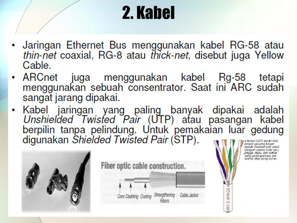 2. Kabel