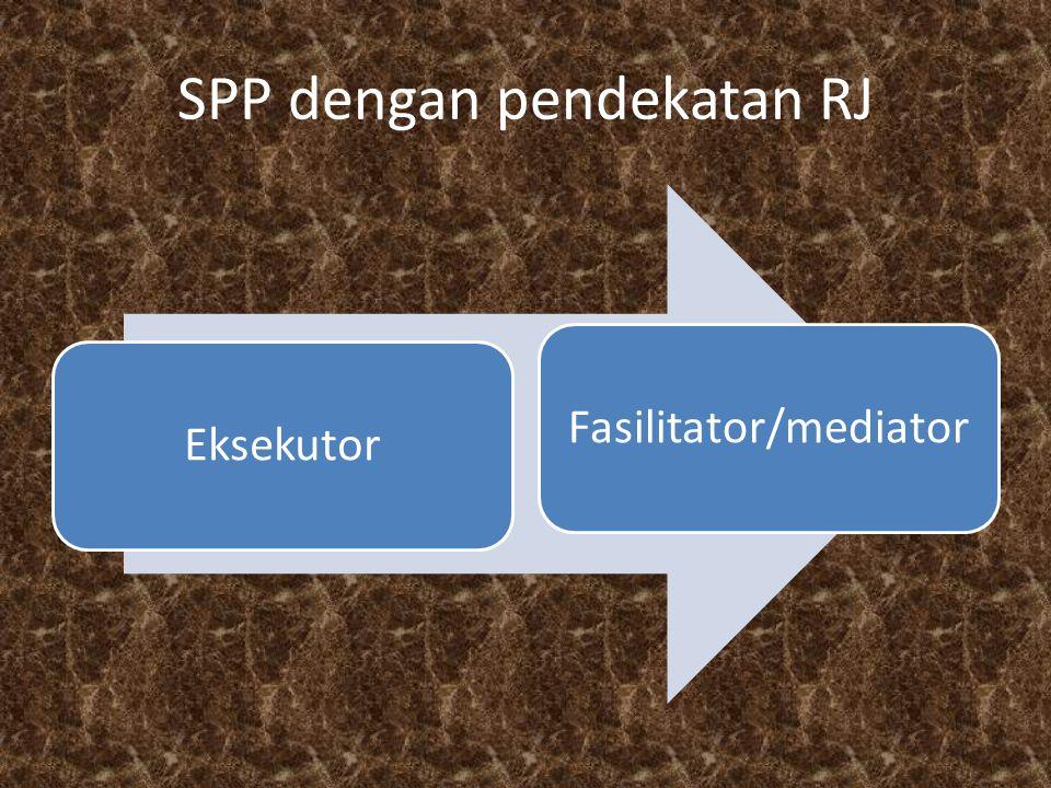 SPP dengan pendekatan RJ