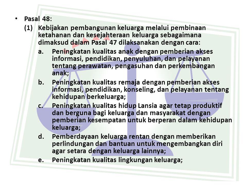 Pasal 48: