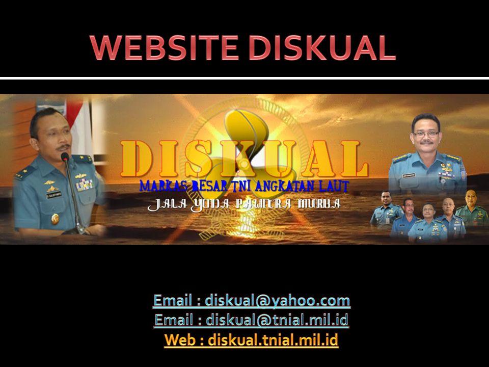 Web : diskual.tnial.mil.id