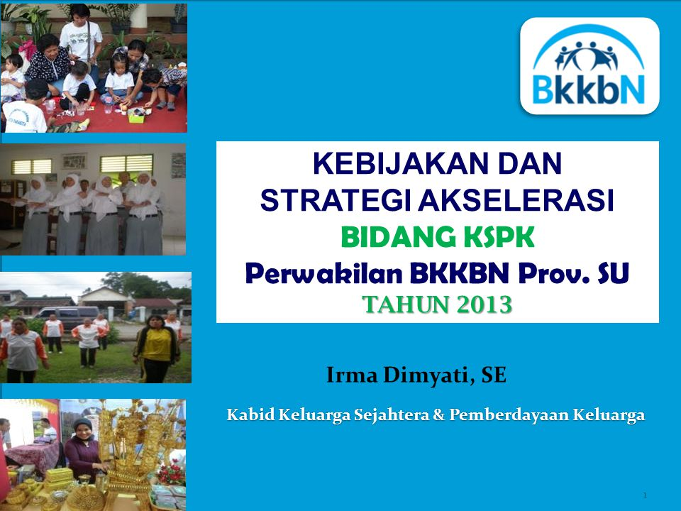 Perwakilan BKKBN Prov. SU