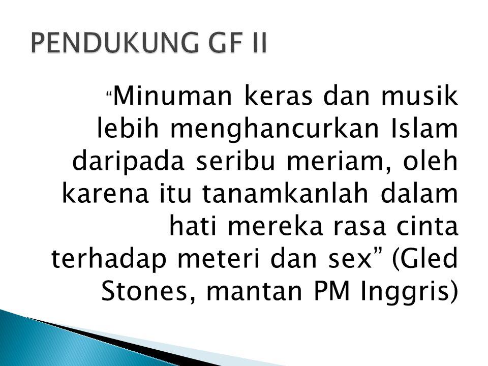 PENDUKUNG GF II