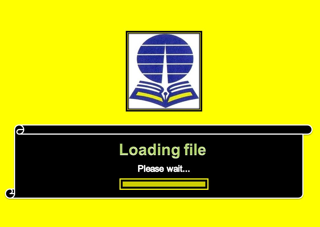 Loading file Please wait...