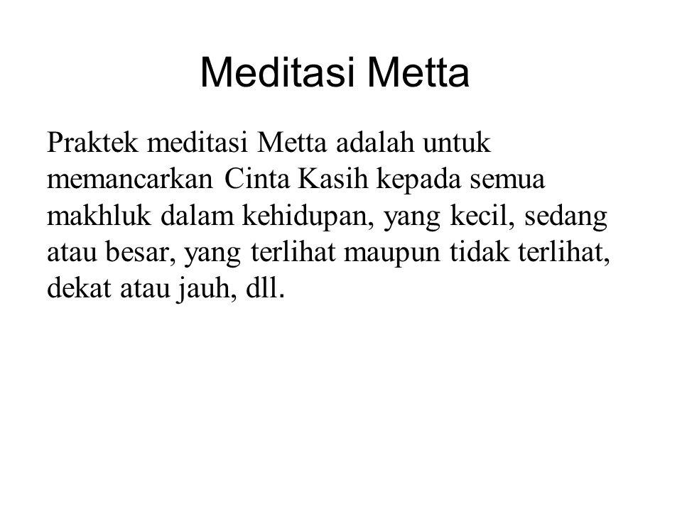 Meditasi Metta
