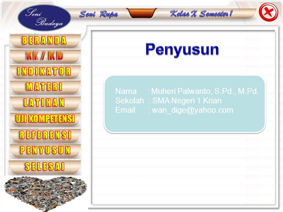 Penyusun Nama : Muheri Palwanto, S.Pd., M.Pd.