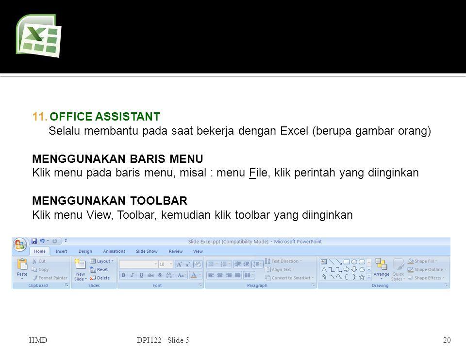 Selalu membantu pada saat bekerja dengan Excel (berupa gambar orang)