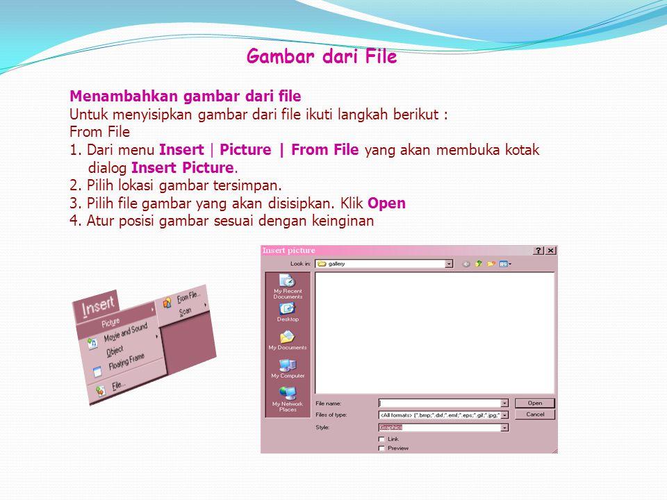 Gambar dari File Menambahkan gambar dari file