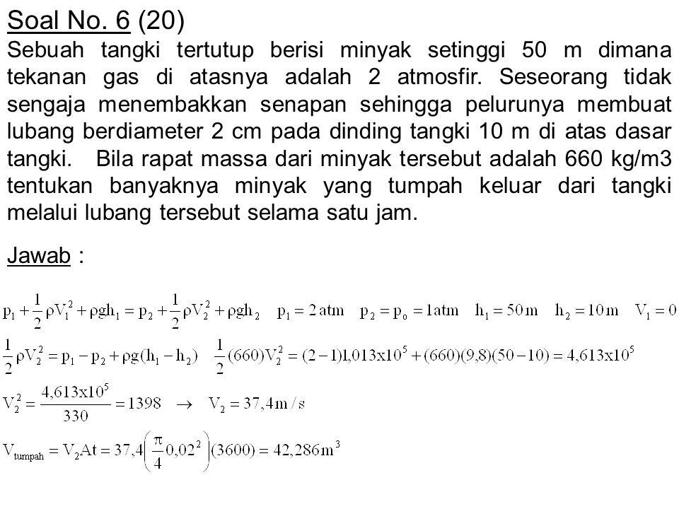 Soal No. 6 (20)