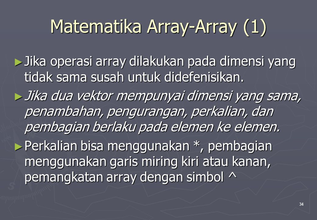 Matematika Array-Array (1)