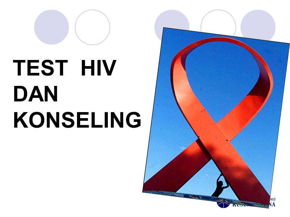 TEST HIV DAN KONSELING