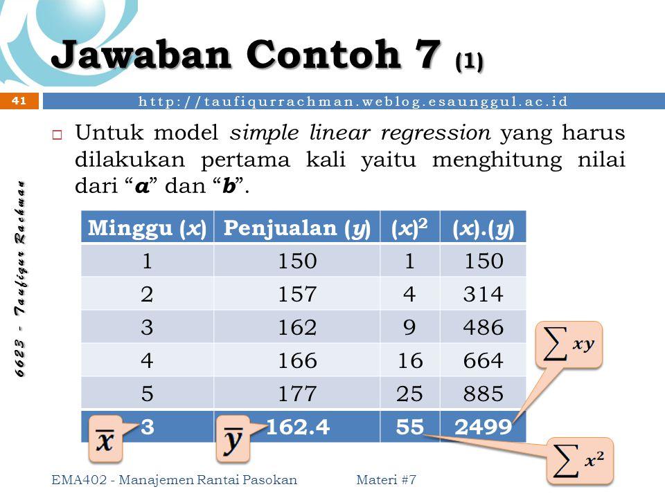 EMA302 - Manajemen Operasional