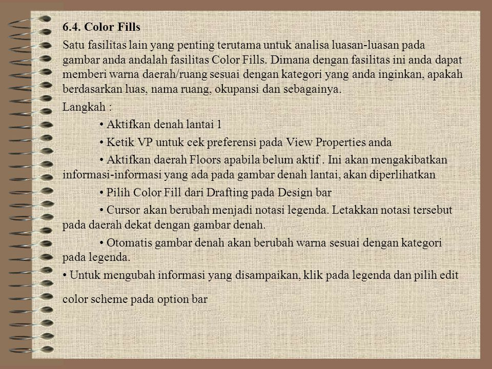 6.4. Color Fills