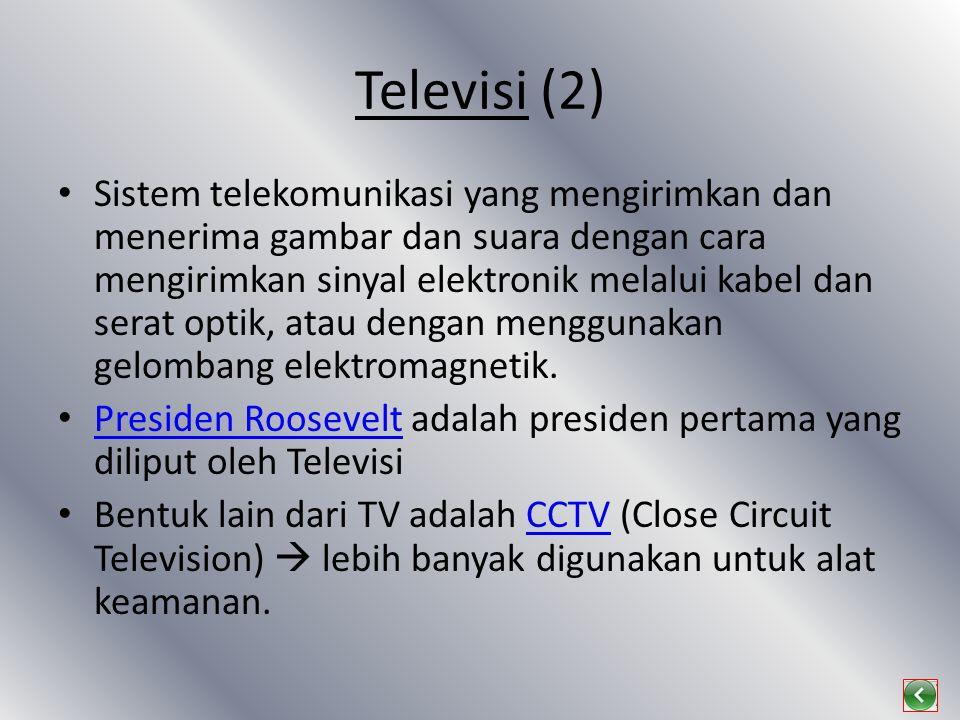 Televisi (2)