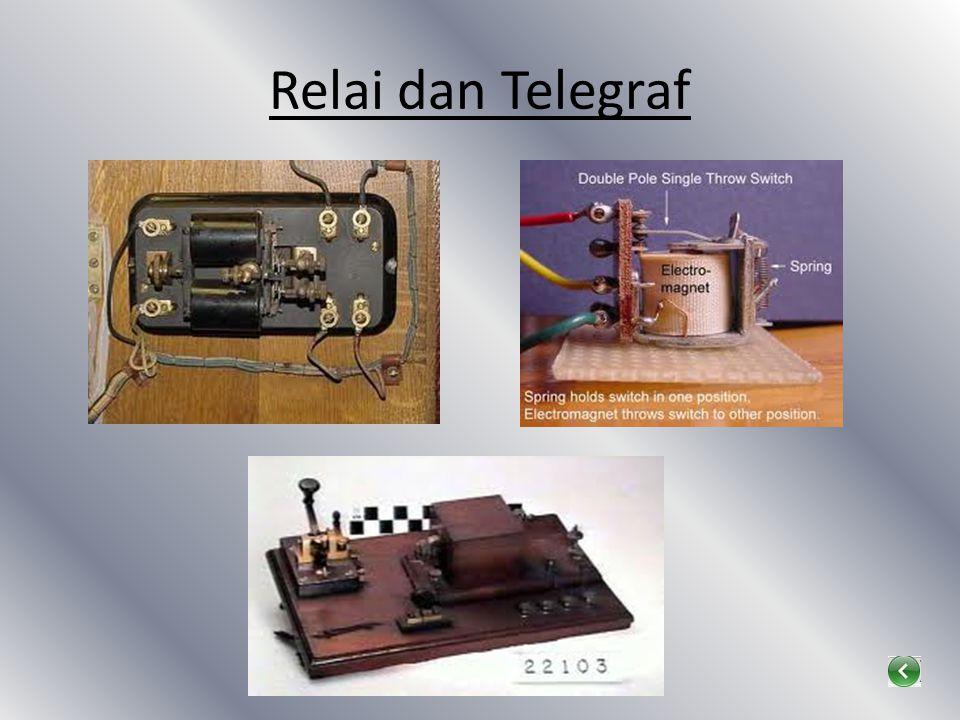 Relai dan Telegraf