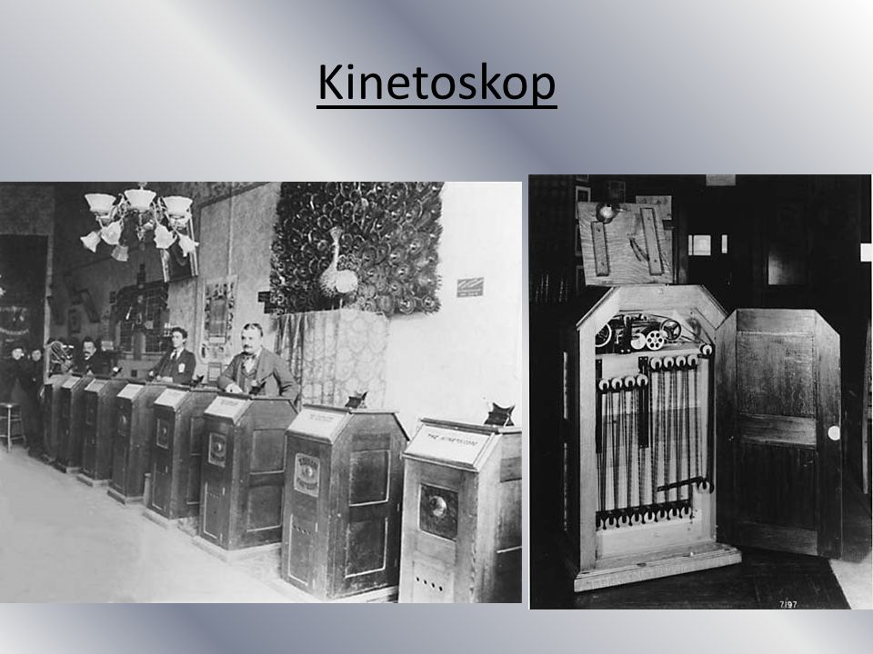 Kinetoskop