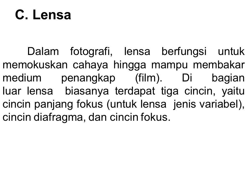 C. Lensa