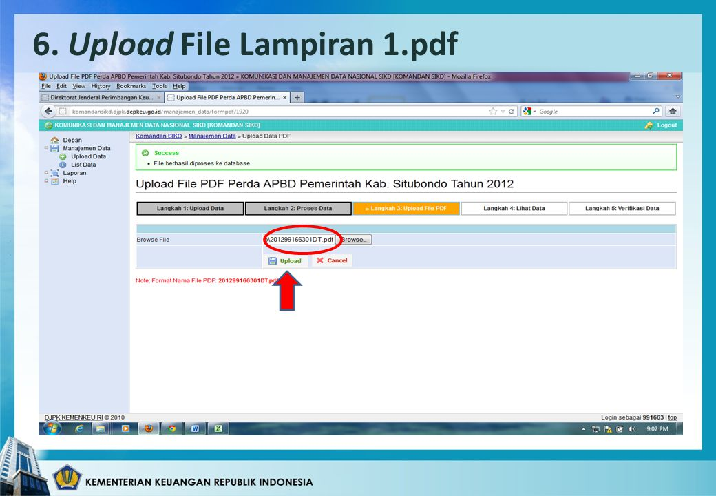 6. Upload File Lampiran 1.pdf