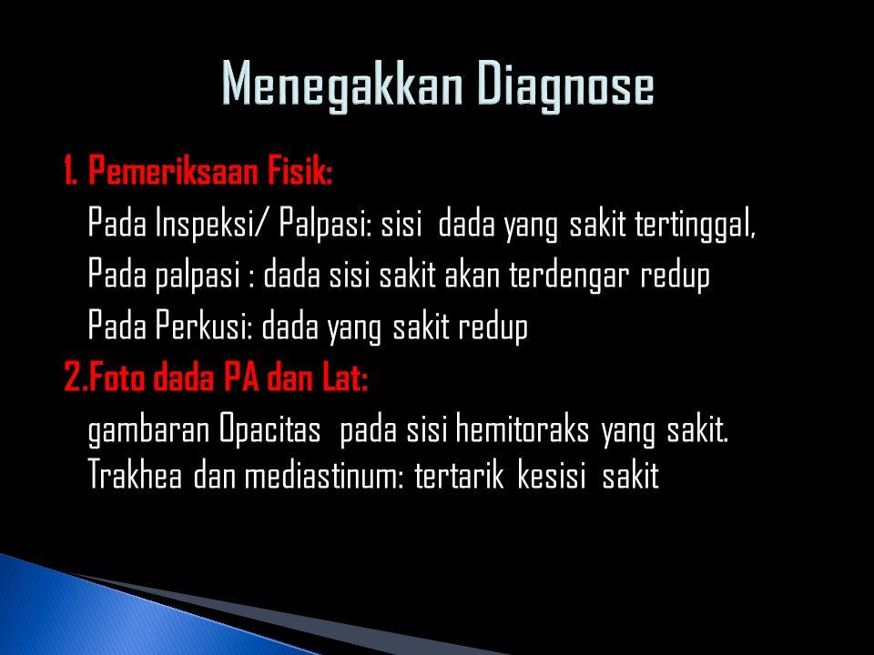 Menegakkan Diagnose