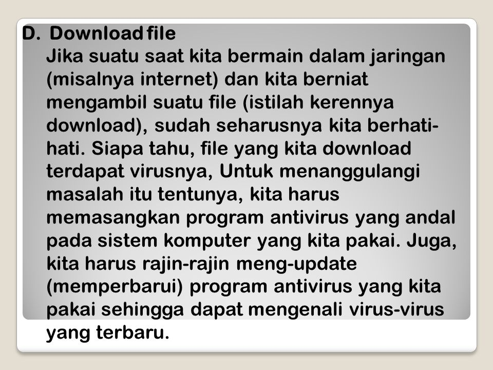 Download file