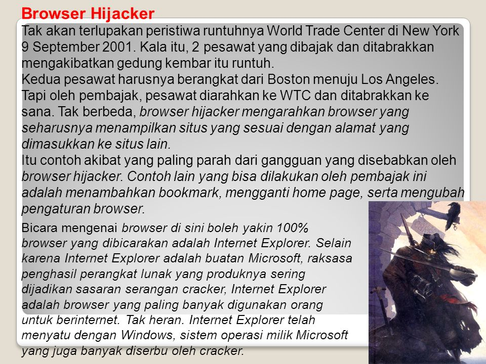 Browser Hijacker