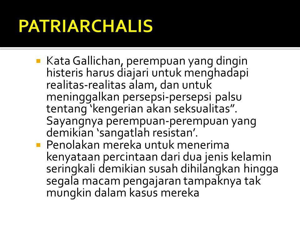 PATRIARCHALIS