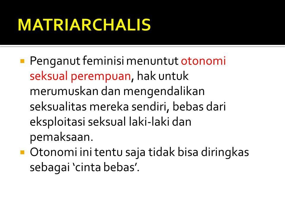MATRIARCHALIS