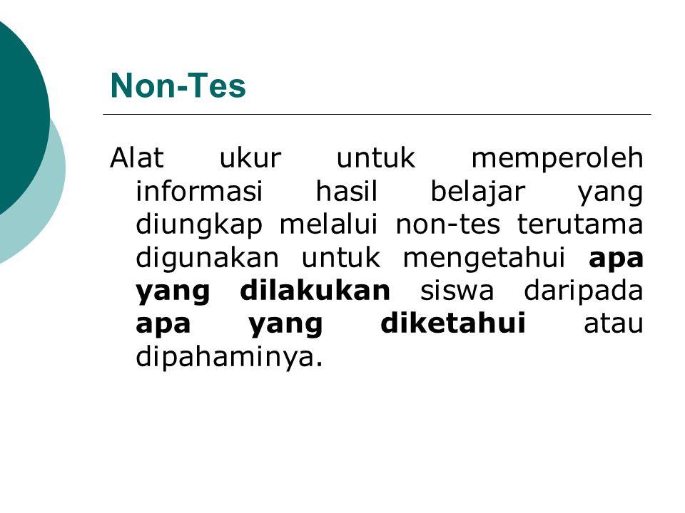 Non-Tes