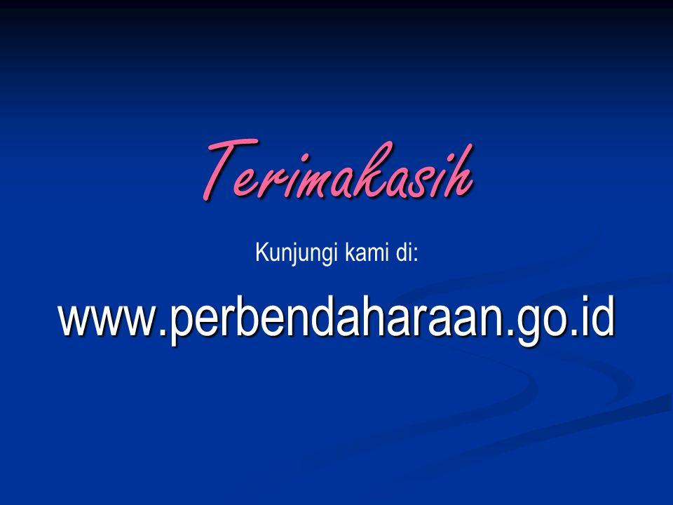 Terimakasih Kunjungi kami di: www.perbendaharaan.go.id