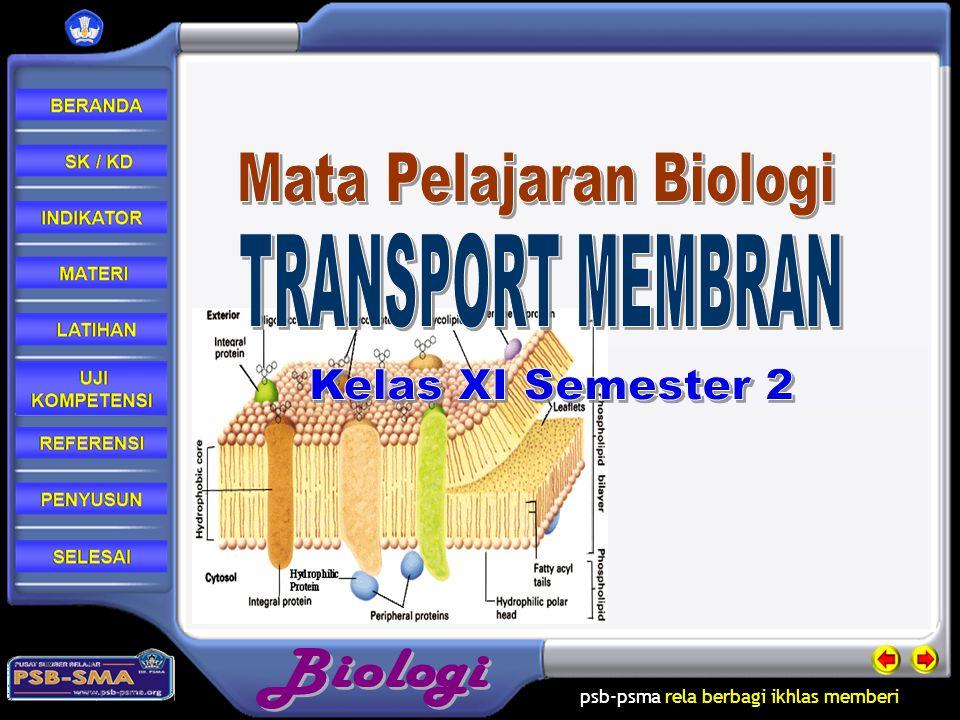 Mata Pelajaran Biologi