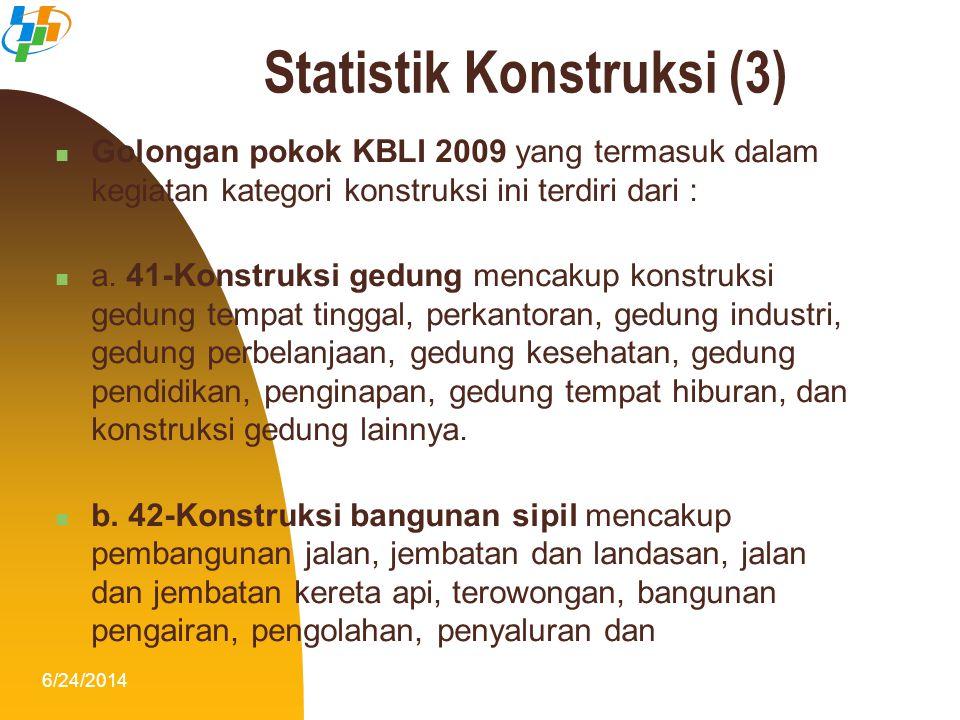 Statistik Konstruksi (3)
