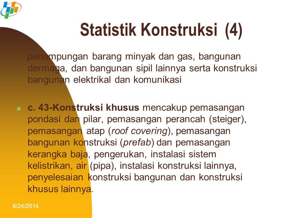 Statistik Konstruksi (4)