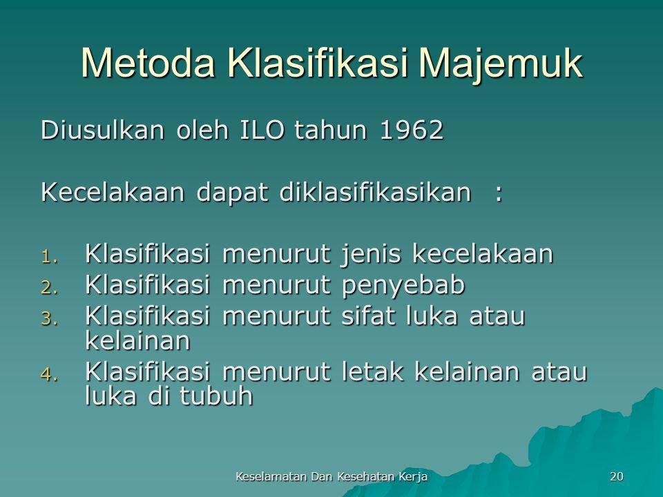 Metoda Klasifikasi Majemuk