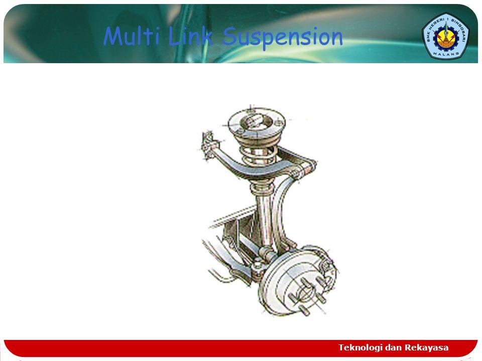 Multi Link Suspension Teknologi dan Rekayasa