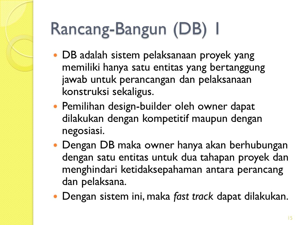Rancang-Bangun (DB) 1