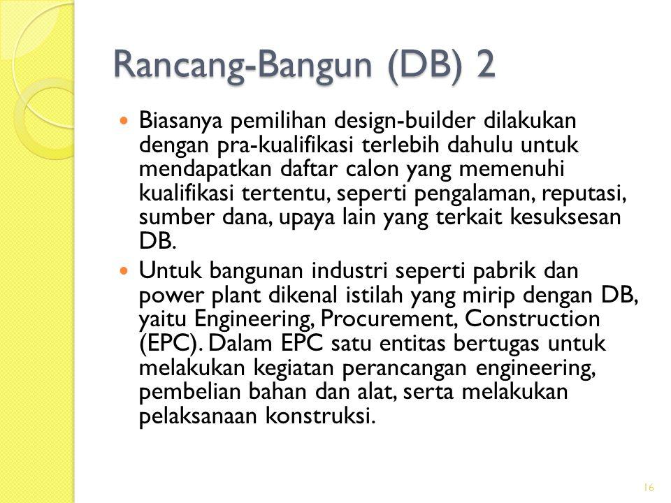 Rancang-Bangun (DB) 2