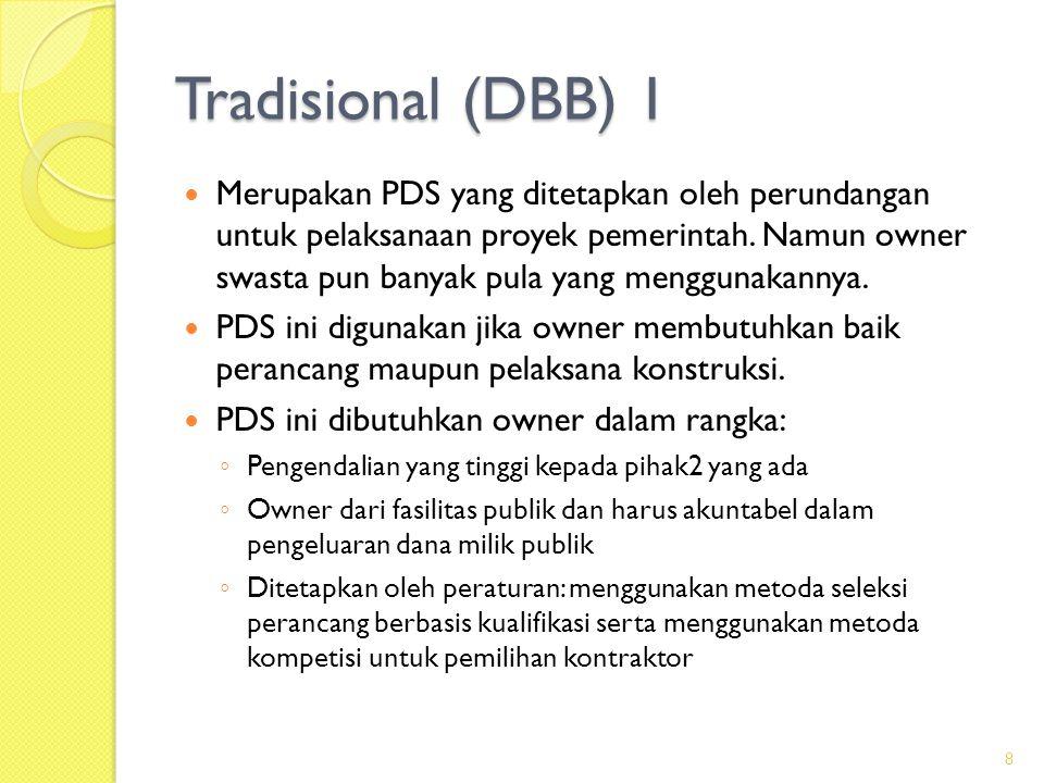 Tradisional (DBB) 1