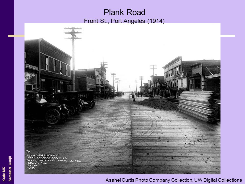 Front St., Port Angeles (1914)